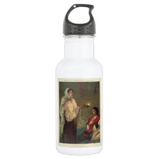 The Lady with the Lamp (Florence Nightingale) 532 Ml Water Bottle