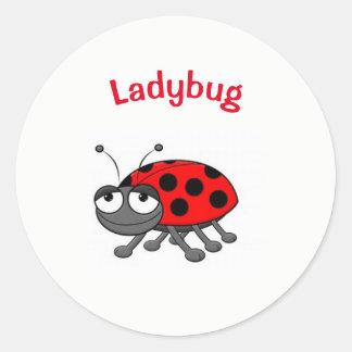 The Ladybug Sticker