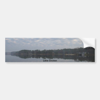 The Lake (2), Lake Gaston Bumper Sticker