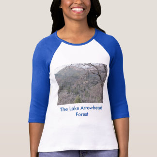 The Lake Arrowhead Forest T-Shirt