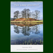 The Lake District, Cumbria -  2015 Calendar