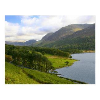 The Lake District Postcard