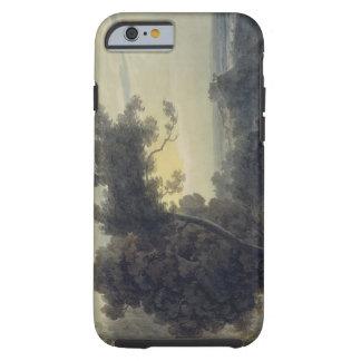 The Lake of Albano and Castle Gandolfo, c.1783-85 Tough iPhone 6 Case