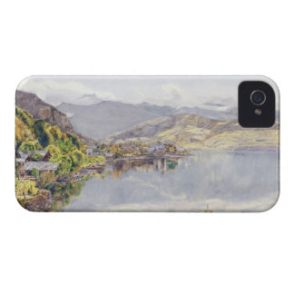 The Lake of Lucerne, Mount Pilatus in the Distance Case-Mate iPhone 4 Cases