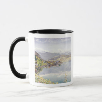 The Lake of Lucerne, Mount Pilatus in the Distance Mug