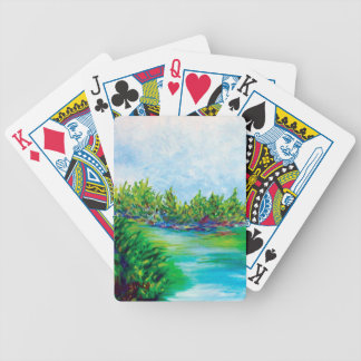 The Lake PLAYING CARDS