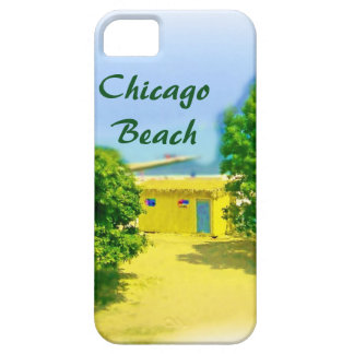 The Lakeshores of the Chicago Beach Barely There iPhone 5 Case