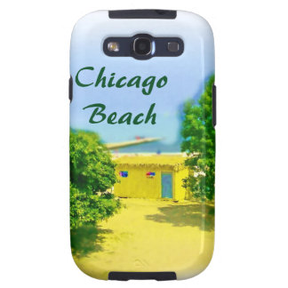 The Lakeshores of the Chicago Beach Samsung Galaxy S3 Cover