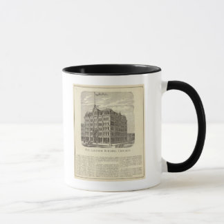 The Lakeside Building, Chicago Mug