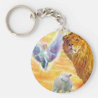 The Lamb of God! Key Ring