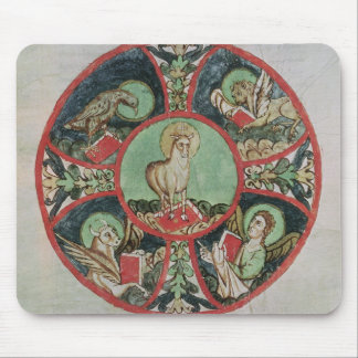 The Lamb of God Mouse Pads