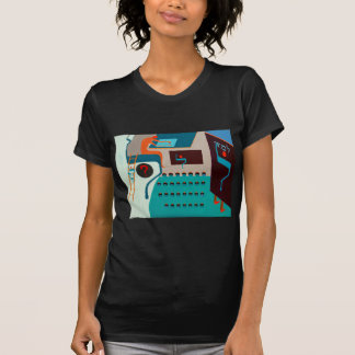 The Lamed Letter - Hebrew alphabet T Shirts