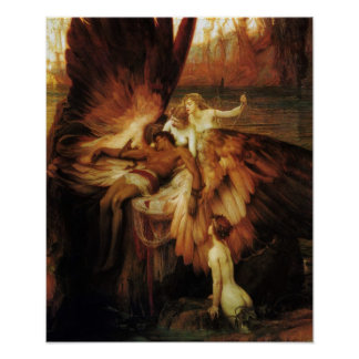 The Lament for Icarus Poster