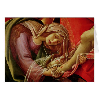 The Lamentation of Christ Card