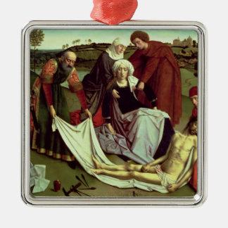 The Lamentation over the Dead Christ Christmas Ornament