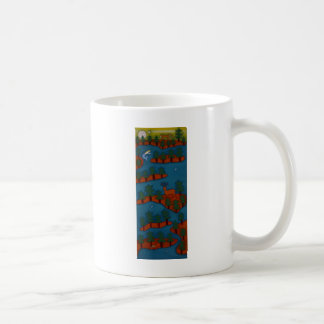 The Land of One Thousand Islands 2007 Coffee Mug