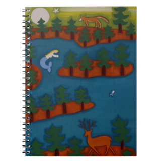 The Land of One Thousand Islands 2007 Notebook
