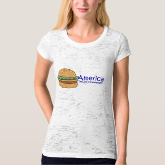 The Land of the Cheeseburgers T-Shirt