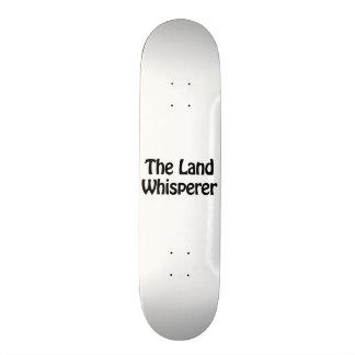 the land whisperer skate board decks