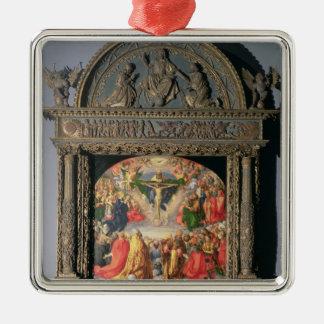 The Landauer Altarpiece, All Saints Day, 1511 Christmas Ornament