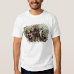 The Landing of the Pilgrims at Plymouth Shirt