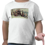 The Landing of the Pilgrims at Plymouth T Shirts