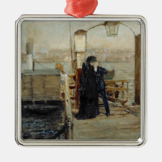 The Landing Stage Christmas Ornament