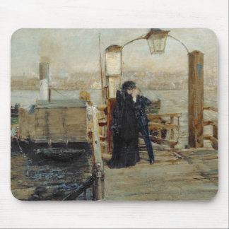 The Landing Stage Mouse Pad