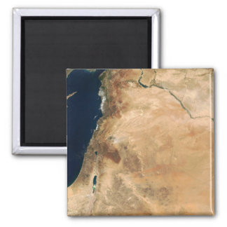 The lands of Israel along the eastern shore Magnet