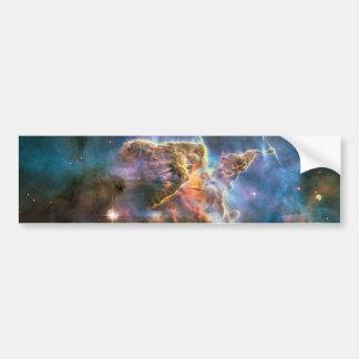The Landscape of Carina Bumper Sticker