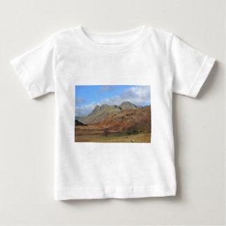 The Langdale Pikes, English Lake District Baby T-Shirt