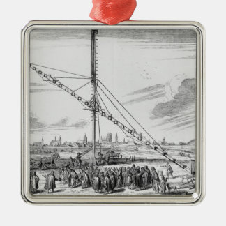 The Large Astronomical Telescope Christmas Ornament