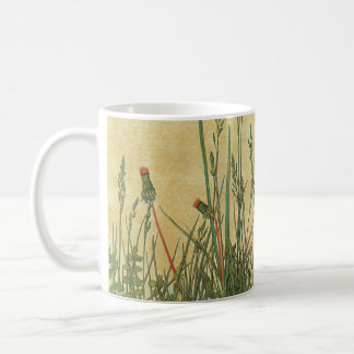 The Large (Great) Piece of Turf by Albrecht Durer Classic White Coffee Mug
