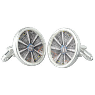 The Large Hadron Collider (LHC) Cufflinks