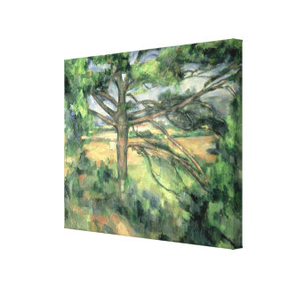 The Large Pine, 1895-97 Canvas Print