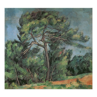 The Large Pine, c.1889 Poster