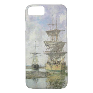 The Large Ship, 1879 (oil on canvas) iPhone 8/7 Case