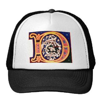 The Largest Fanciest D Trucker Hats