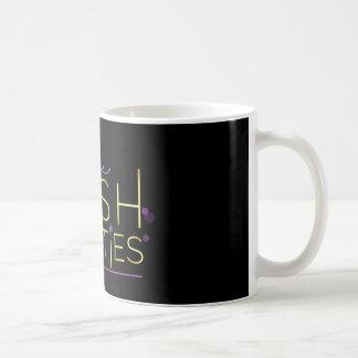 The Lash Pretties Black Mug