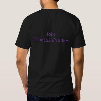 The Lash Pretties T Shirt Male