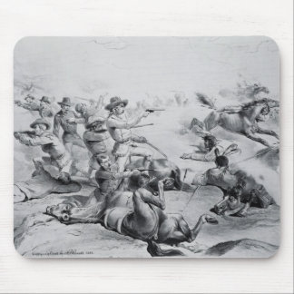 The Last Battle of General Custer Mouse Pad