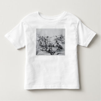 The Last Battle of General Custer Toddler T-Shirt