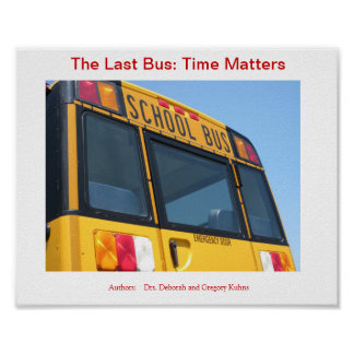 The Last Bus: Time Matters Poster