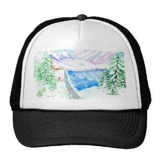 THe Last Christmas Tree Mesh Hat