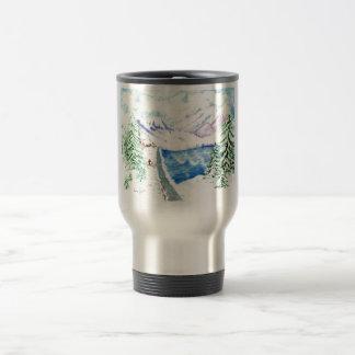 The Last Christmas Tree Coffee Mug