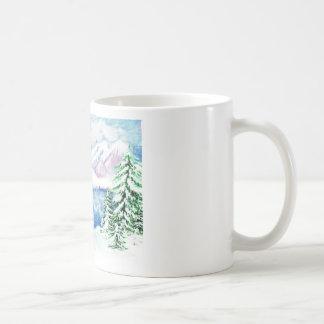 The Last Christmas Tree Mug