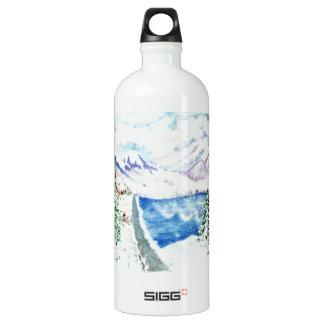 The Last Christmas Tree SIGG Traveler 1.0L Water Bottle