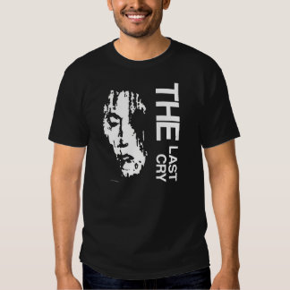 The Last Cry Retro Face T-Shirt