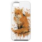 The Last Fox iPhone 5 Case