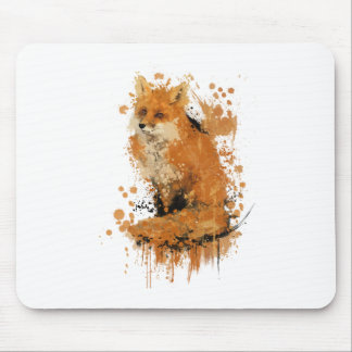 The Last Fox Mouse Mat